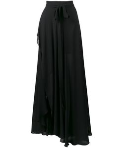 Elie Saab | Wrap Maxi Skirt Size 36