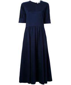 Jil Sander | Fla Dress 40 Cotton/Polyamide
