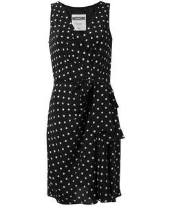 Moschino   Polka-Dot Shift Dress