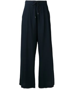 Roberto Collina | Wide Leg Track Pants Size Large