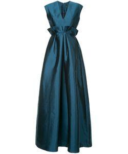 GRETA CONSTANTINE | V Neck Dean Dress Women