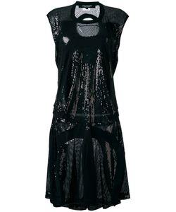 JUNYA WATANABE COMME DES GARCONS | Junya Watanabe Comme Des Garçons Sequin Number Print Dress Size