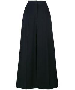 Stella Mccartney | Darci Wide-Leg Trousers 44 Viscose/Acetate/Spandex/Elastane