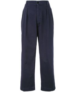THE SEAFARER | Cropped Trousers 27