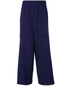 See By Chloe | Cropped Wide Leg Trousers