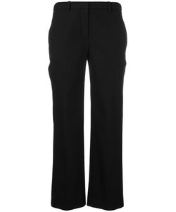 Theory | Bootcut Cropped Trousers Size Iv