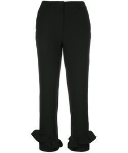 Elaidi | Cropped Tailored Trousers Women 38