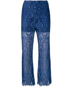MSGM | Lace Detail Pants 42