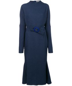 Edeline Lee | Fitted Belted Dress Women