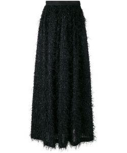 Brunello Cucinelli | Fringed Maxi Skirt