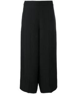 Cedric Charlier | Cédric Charlier Wide-Legged Cropped Trousers Size 44