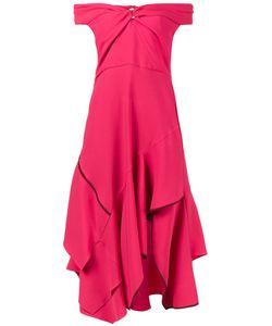 Peter Pilotto | Платье С Открытыми Плечами И Вырезом Стиля Сердце