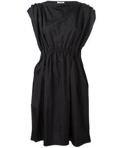 Julien David | Pleated Trim Dress Size Medium