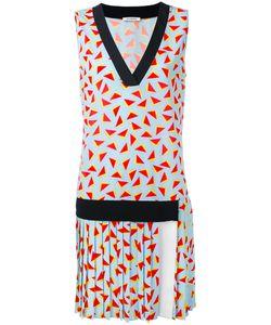 ICEBERG | Drop Waist Printed Dress