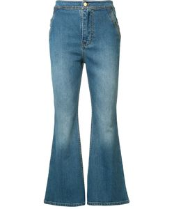 Ellery | Fla Cropped Jeans 28 Cotton