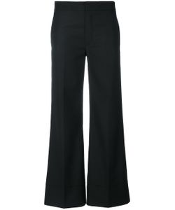 Toteme | Creased Cropped Trousers