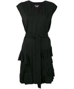 BOUTIQUE MOSCHINO | Ruffle Detail Dress