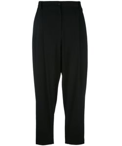Dolce & Gabbana | Cropped Harem Trousers 42 Virgin