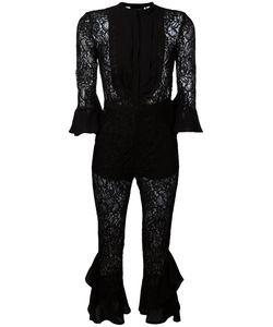 Christian Pellizzari | Lace Jumpsuit Size 40
