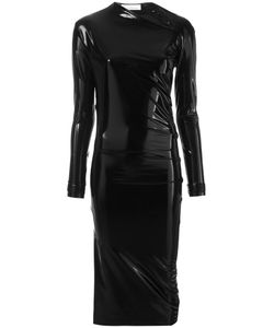 A.F.Vandevorst | Wet Look Bodycon Dress Women