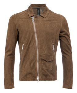 Giorgio Brato | Slim-Fit Biker Jacket 54 Leather