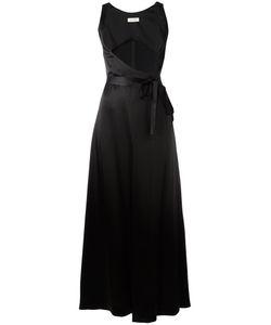 ATTICO   Open Tie-Waist Dress 3