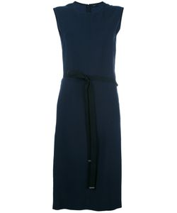 Joseph | Belted Shift Dress 42 Viscose