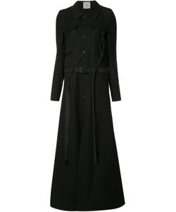 ANNE SOFIE MADSEN | Long Fla Coat Small Cotton