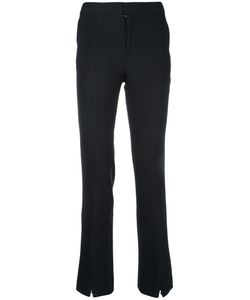 Irene | Zipped Hem Trousers