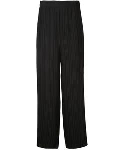 Helmut Lang | Pleated Palazzo Trousers