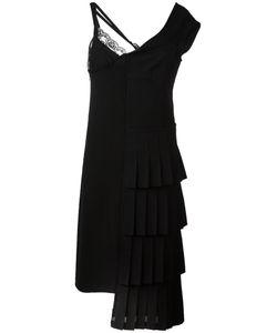 Comme Des Garcons | Comme Des Garçons Vintage Assymetrical Slip Dress Small