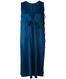 PLEATS PLEASE BY ISSEY MIYAKE | Sleeveless Pleated Midi Coat