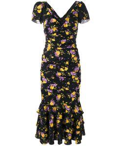 Dolce & Gabbana | Print Peplum Dress Size