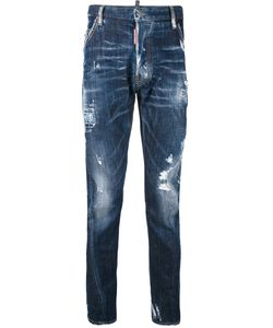 Dsquared2 | Distressed Overdyed Jeans
