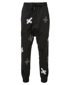 HACULLA | Embroidered Track Pants Xl