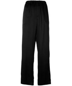 Brunello Cucinelli   Silky Wide Leg Trousers Size 40