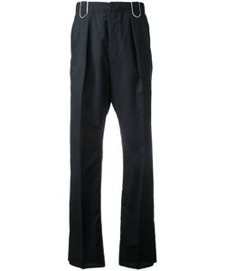 Lanvin | Reflective Patch Trousers 44