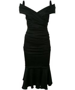Dolce & Gabbana | Платье С Открытыми Плечами
