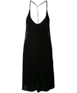 Ann Demeulemeester | Backless Long Top