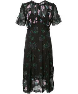 COACH | Detail Short Sleeve Dress
