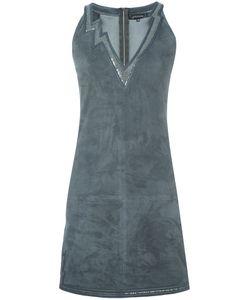 Jitrois | Flash Sequined Detail Dress 36 Lamb Nubuck