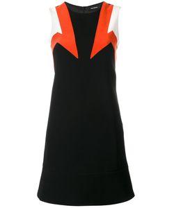 Neil Barrett | Geometric Pattern Dress 38 Polyester/Acetate/Viscose