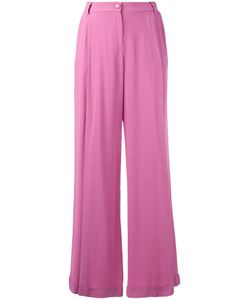 Emporio Armani | Flared Trousers