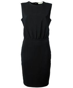 By Malene Birger | Cinched Waist Dress 36 Silk/Viscose/Spandex/Elastane