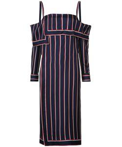 Monse | Striped Bardot Tunic Size