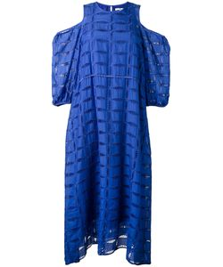 Tibi | Платье С Вырезами На Плечах