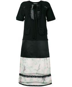 COACH | Sheer Detail Dress Size 4
