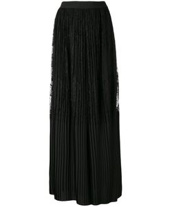 Twin-set | Pleated Lace Palazzo Trousers