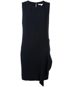 Diane Von Furstenberg | Draped Detail Dress 10 Polyester