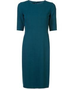 Akris | Classic Fitted Dress 4 Silk/Spandex/Elastane/Wool/Polyimide